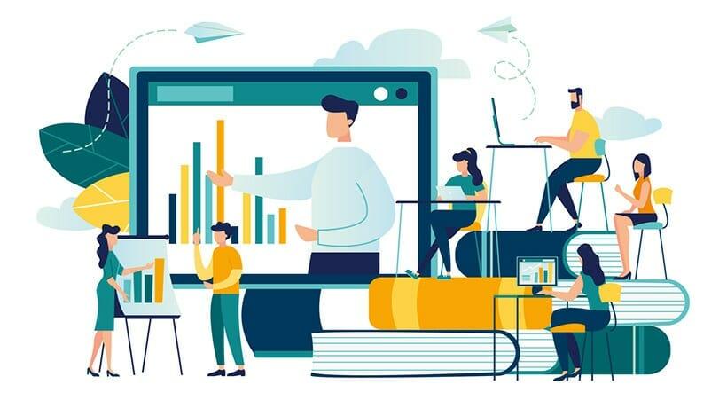 مميزات الفصول الافتراضية لمنصة دروس